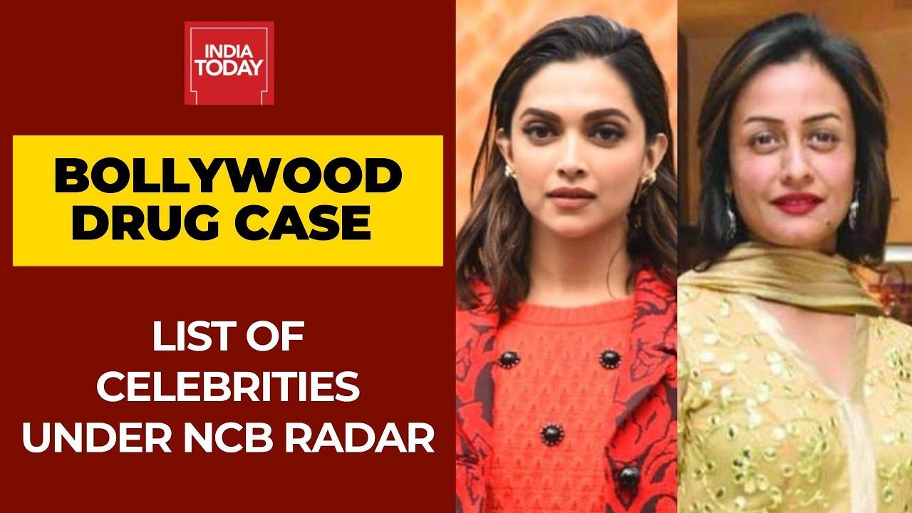Download Bollywood Drug Case: From Deepika Padukone To Namrata Shirodkar List Of Celebrities Under NCB Radar