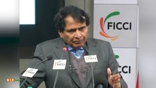 India will be a 5 trillion dollar economy in 7 8 years Union Minister Suresh Prabhu