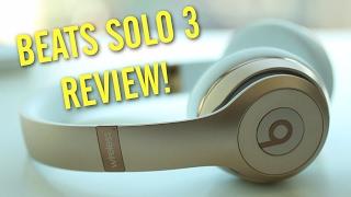 Beats Solo 3 Wireless: An HONEST Review (2017)