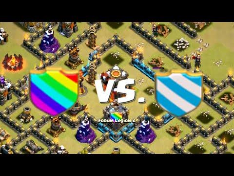 Clash of Clans | High Level Clan Wars - Forum Legion 2