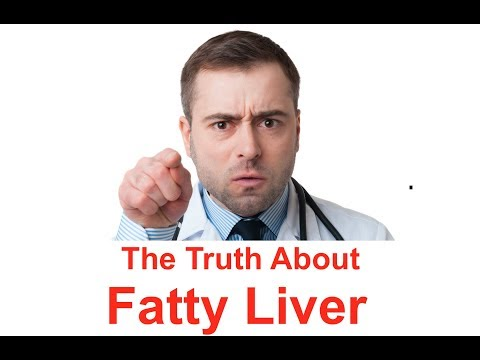 The Truth About Fatty Liver