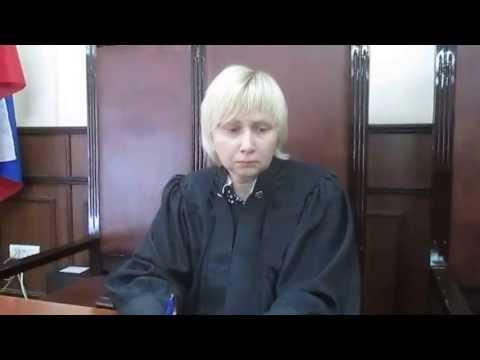 Беспредел в суде