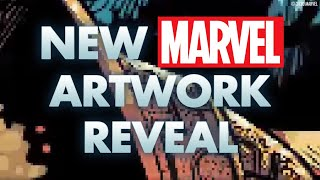 Marvel Comics: Exclusive Art Reveal!