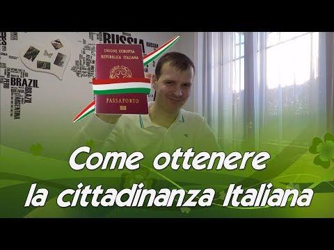 Come ottenere la cittadinanza italiana per stranieri