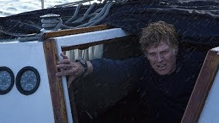 All Is Lost (Starring Robert Redford) Movie Review