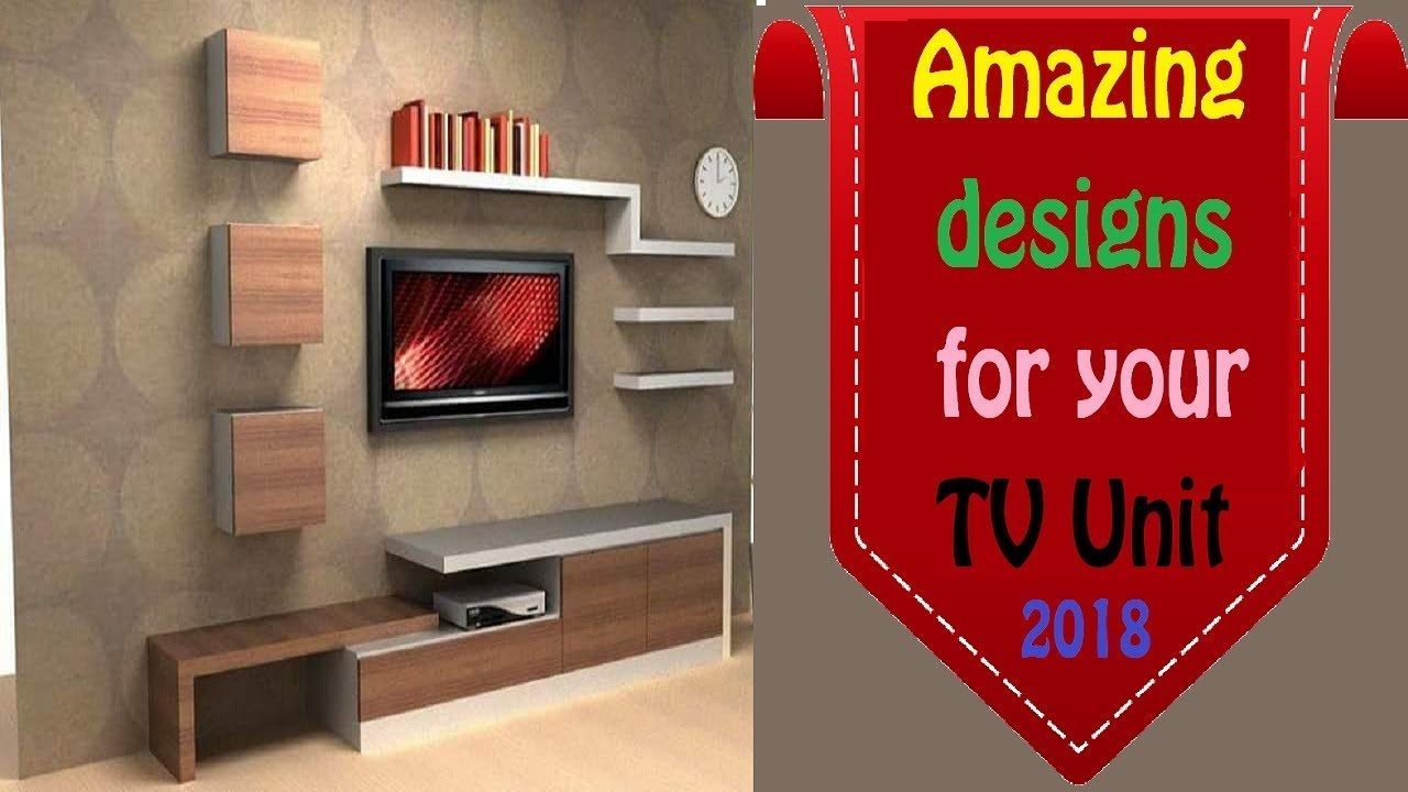 Best Top 25 Modern TV Cabinet Wall Units Stylish Wall