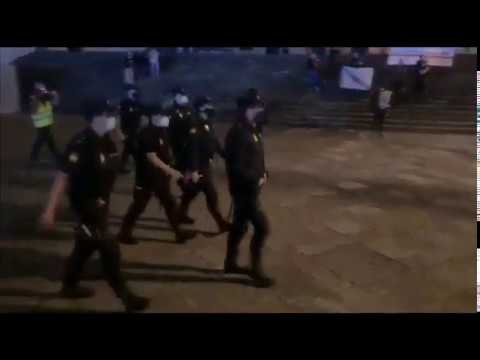 Movido arranque de campaña para Vox en Galicia