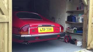 Jaguar XJS v12 manual