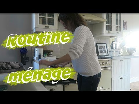 ❥ ROUTINE MÉNAGE [VLOG FAMILLE] 651 !!! ♥