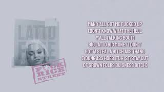 Mulatto - F*ck Rice Street (Lyrics)