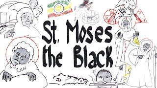 Saint Moses the Black (The Reliquary / Sermon & Speed Draw)