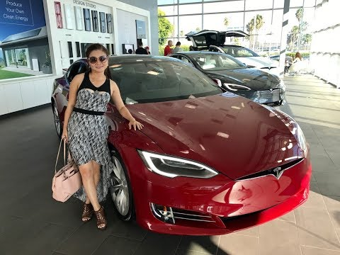 Tesla - Model S 75 kWh  Rear Wheel Drive
