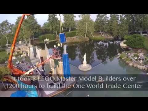 One World Trade Center in Miniland USA Facts