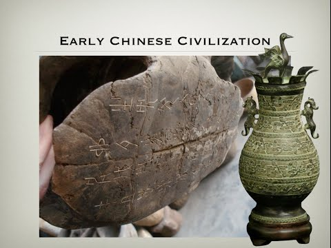 3.3 EARLY CHINESE CIVILIZATION