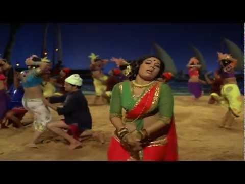 O Majhi O Majhi Re - Asha Bhosle - Bandhe Haath (1973) - HD