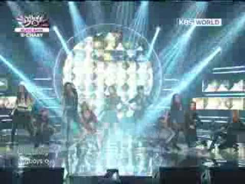 [Music Bank K-Chart] 3rd week of November & Girls' Generation - The Boys (2011.11.18)