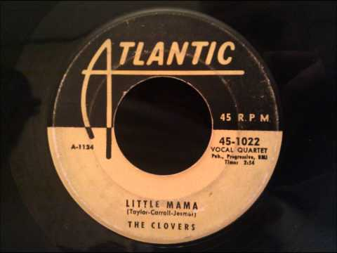 Clovers - Little Mama - Excellent Uptempo Early 50's R&B mp3