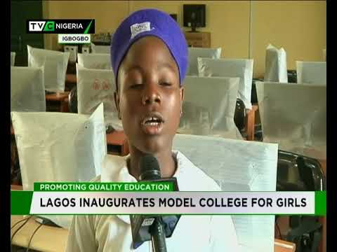 Lagos inaugurates Model College for Girls