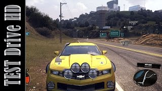 Chevrolet Camaro SS   DiRT Spec - 2010 - The Crew - Test Drive Gameplay (PC HD) [1080p]