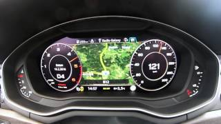 audi a4 avant 3 0tdi 218ps 0 210 km h beschleunigung acceleration 0 100 0 60 ilovecars