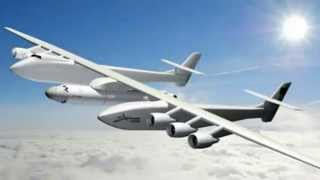 stratolaunch world s largest aircraft 1st flight scheduled 2016