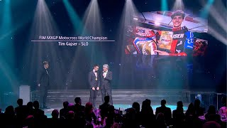 FIM Awards 2019 - Motocross World Champions #motocross