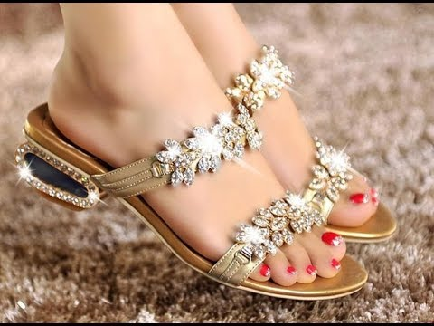 b5451ccf660 WOMEN S FLAT SANDALS FOR WEDDING