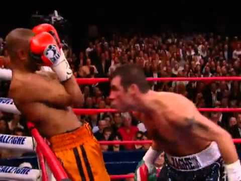 Calzaghe vs Jones (roy jones jr) highlights