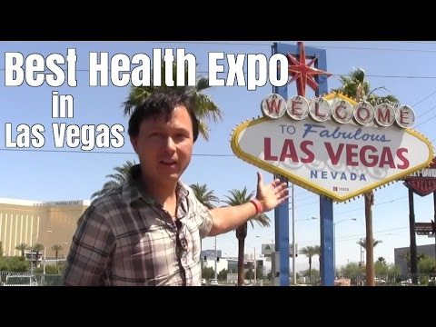 Best Health Expo in Las Vegas Where You Get Healthy & Lose Weight