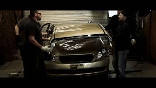 Wrath Crash-Hawk Destroys Car