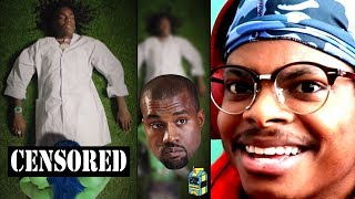 Alien NECK! | YNW Melly feat. Kanye West - Mixed Personalities | Reaction