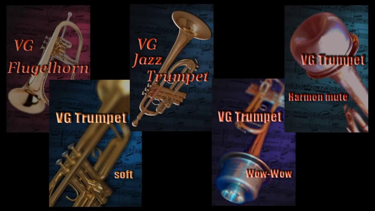 funk brass kontakt
