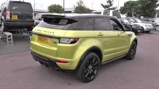 Land Rover Range Rover Evoque NW8 Special Edition 2015 Videos