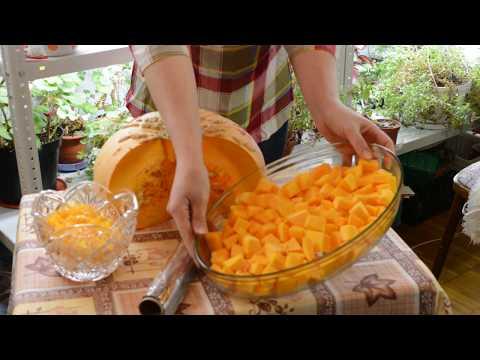 Как приготовить тыкву быстро и вкусно в мультиварке