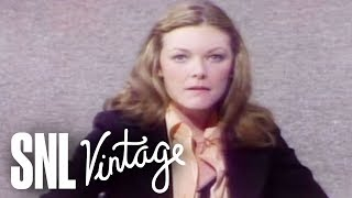 Weekend Update: Jane Curtin Flashes - SNL
