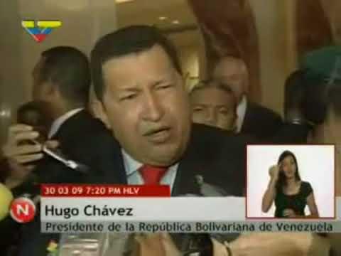 Cuando Chávez habló por primera vez de la Petro moneda