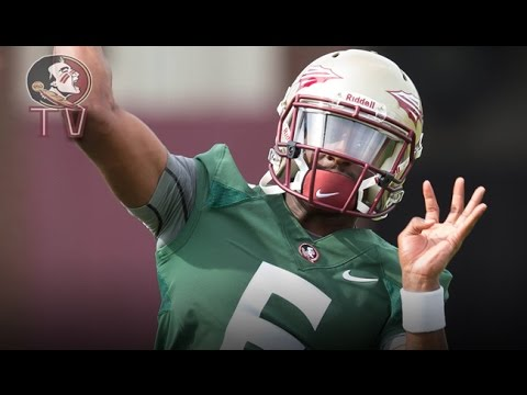 Golson Learning the Ropes at Florida State