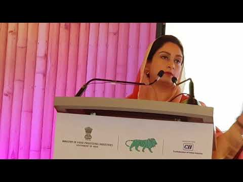 World Food India event expected to fetch $10 bn investment, says Minister Harsimrat Kaur Badal