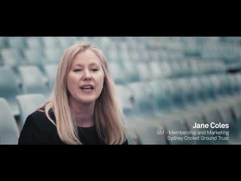 Sydney Cricket Ground Trust - Transforming the stadium experience of fans