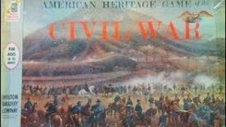 Ep. 64: American Heritage Game Of The Civil War Review (Milton Bradley 1961)