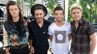 Louis Tomlinson Finally Speaks About Becoming a Dad & 1D on GMA