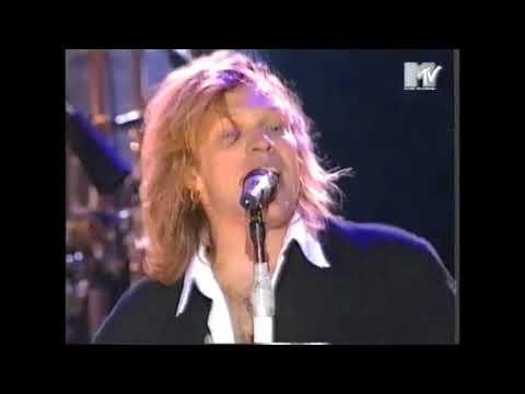Bon Jovi Helter Skelter Something for the Pain LIve MTV Awards 1995