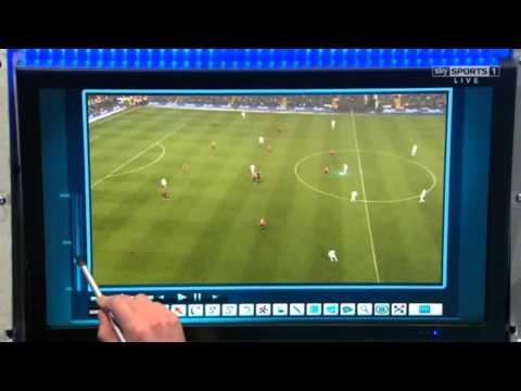 Gary Neville analyzing the underrated Michael Carrick