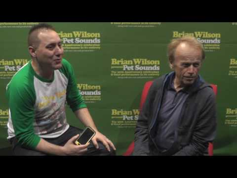 Al Jardine of The Beach Boys Talks Pet Sounds Anniversary