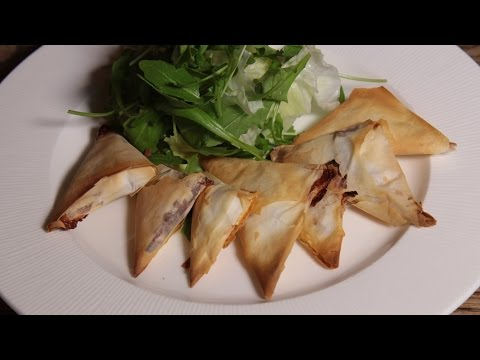 Camembert & Cranberry Parcels | Party Food #3 | Funky Fresh Food