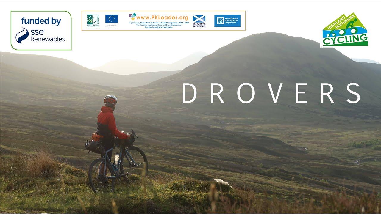 perthshiregravel.com presents: Drovers