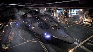 Elite: Dangerous #11 Capital Ship Combat Zone 2.0 (High Intensity) [Python]