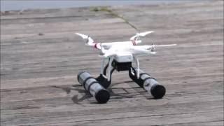 Drone-driven Environmental Monitoring using a Carbon Nanotube Sensor