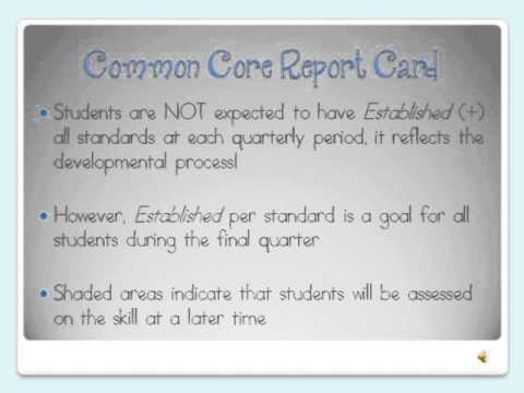 Exactly What Do Report Card Comments Really Mean