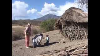 Африка 2008г. часть 5. Миссионерская поездка.